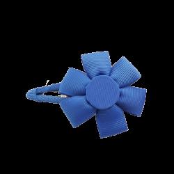 Pinza flor azulón