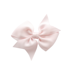 Pinza lazo mediano pico rosa