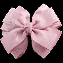 Mariposa Doble rosa palo