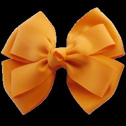 Mariposa Doble naranja