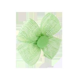 Coletero lazo yute verde