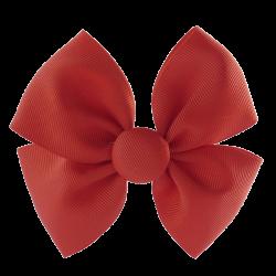 Coletero lazo mariposa rojo