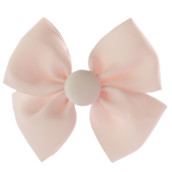 Coletero lazo mariposa rosa