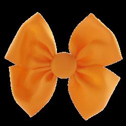 Coletero lazo mariposa naranja