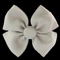 Coletero lazo mariposa gris