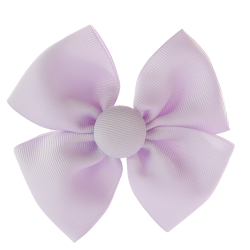 Coletero lazo mariposa lila