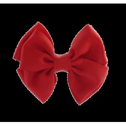 Coletero mariposa doble rojo
