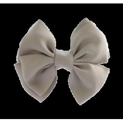 Coletero mariposa doble gris