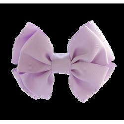 Coletero mariposa doble lila
