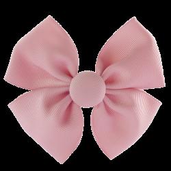 Pinza lazo mariposa rosa palo