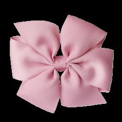 Coletero lazo triple rosa palo