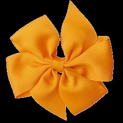 Coletero lazo triple naranja