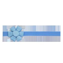 Felpa fina flor azafata