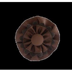 Coletero rosetones chocolate