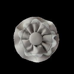 Coletero rosetones gris