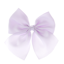 Lazo grande cola lila