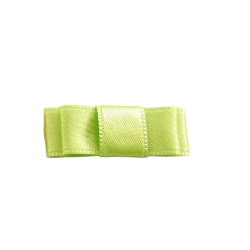Lazo zapatero pequeño pistacho
