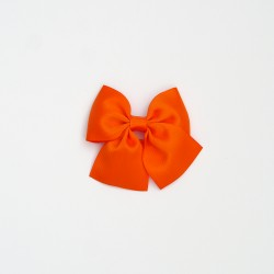 Lazo mediano cola naranja