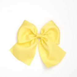 Lazo grande cola amarillo