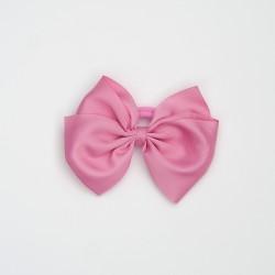 Lazo grande Lili rosa palo