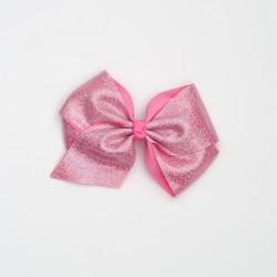 Glitter rosa chicle