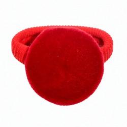 Botones Terciopelo Rojo