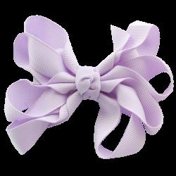 Pinza lazo curly lila